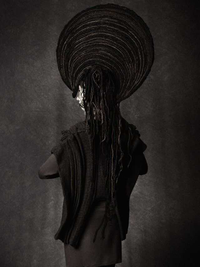 Revisited: Captivating Hair Artistry by Peter Gray and ... - photo#45